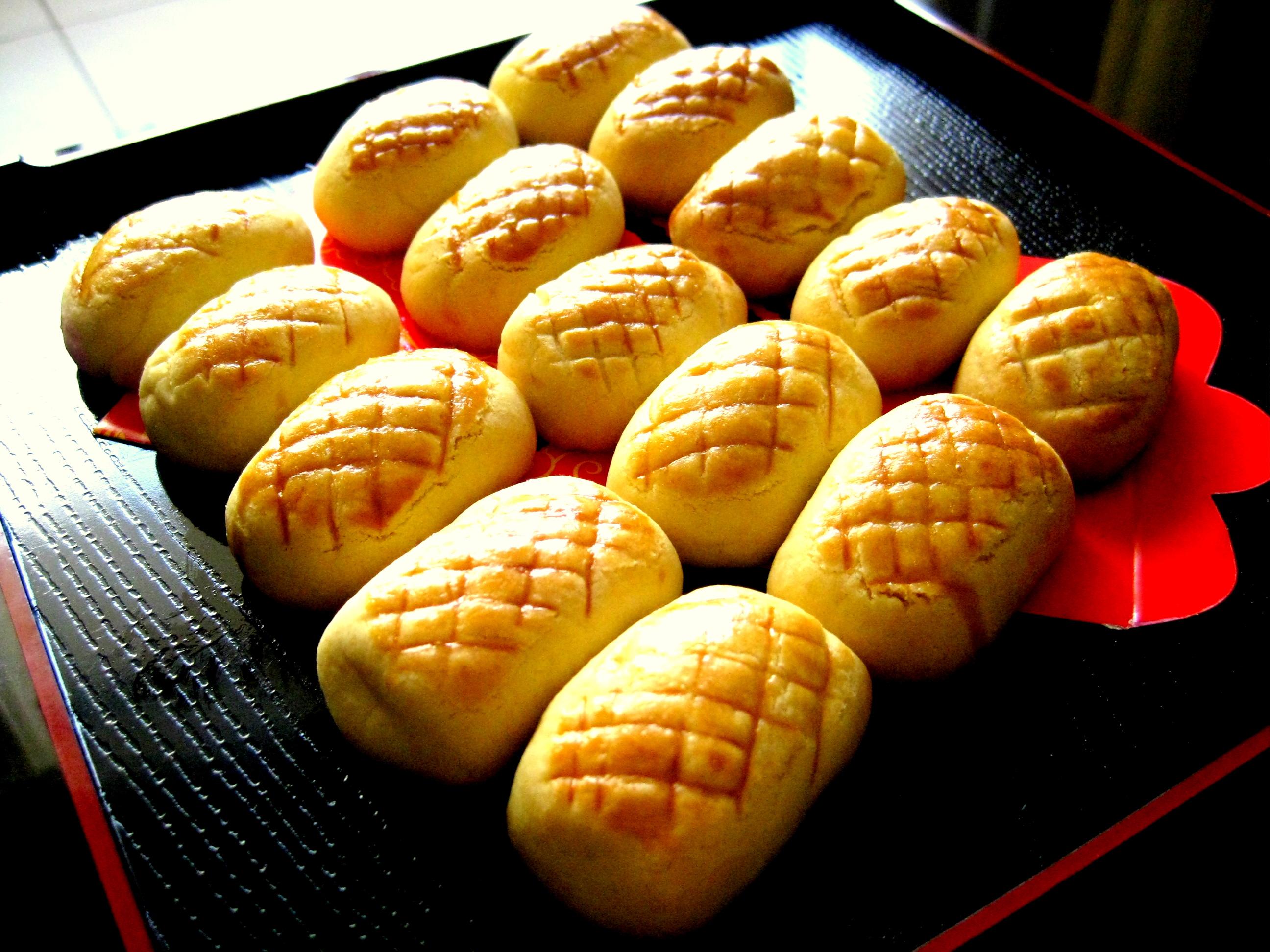 Pineapple Tarts – Kelly Siew Cooks