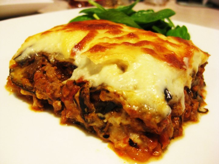 Beef Moussaka | Kelly Siew Cooks
