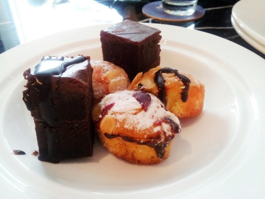 Desserts time!