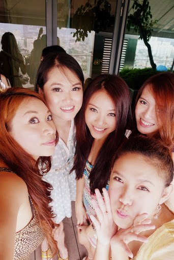 Sarah, Yours Truly, Careen, Jane and Esther