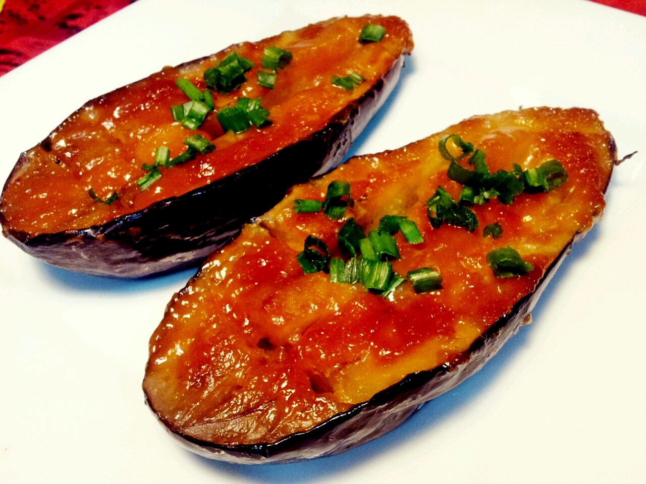 Nobu's Miso Glazed Cod, Cha Soba (Bonus Nasu Dengaku Recipe) | Kelly ...