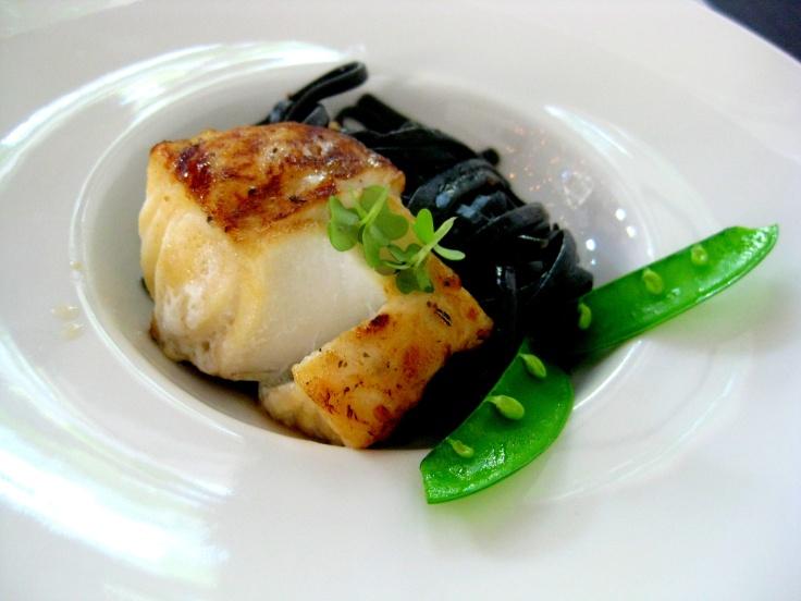 Miso Glazed Atlantic Cod