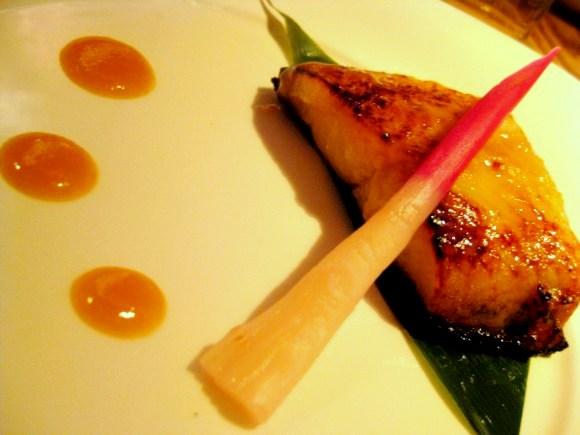 Nobu's Miso Black Cod