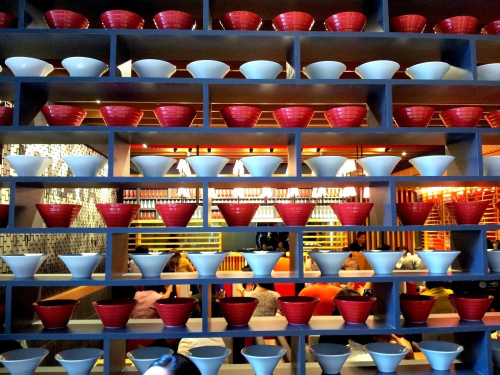 Lovely bowls.