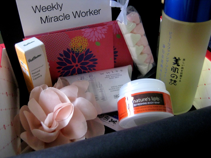 All the goodies in a box, for just RM38 a month.