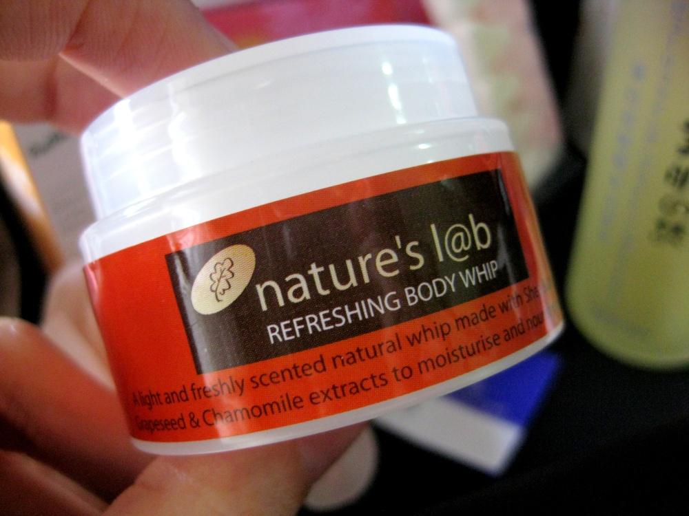 Nature's Lab Refreshing Body Whip