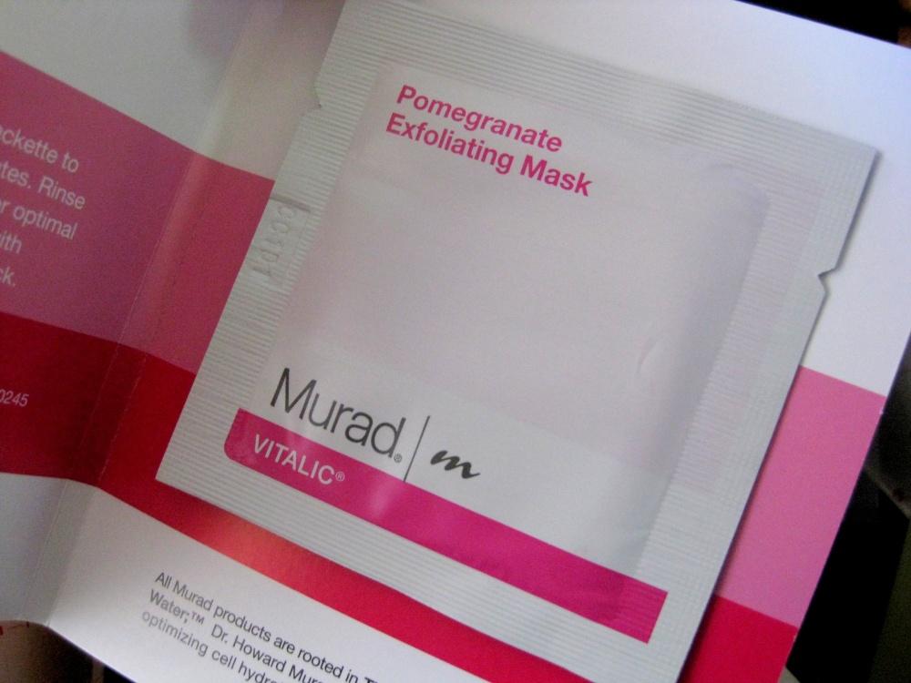 MURAD Vitalic Pomegranate Exfoliating Mask