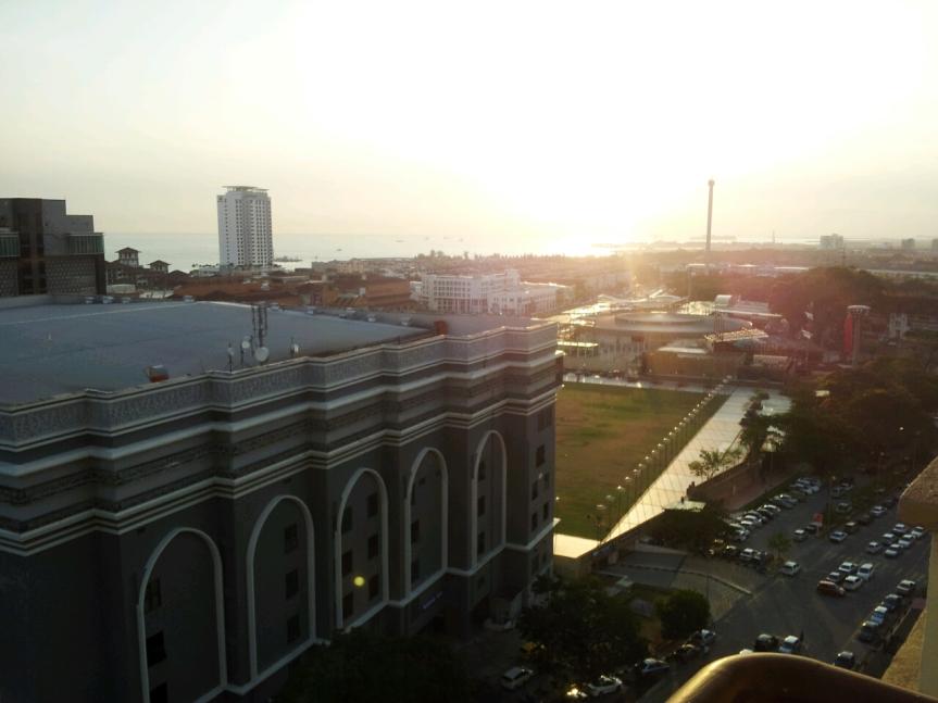 Hello Melaka!