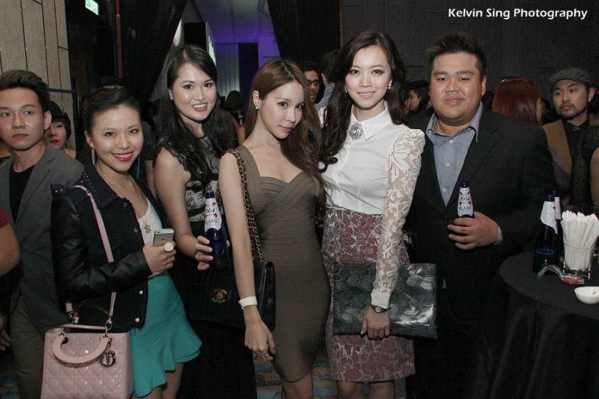 Look it's Dawn Yang again!