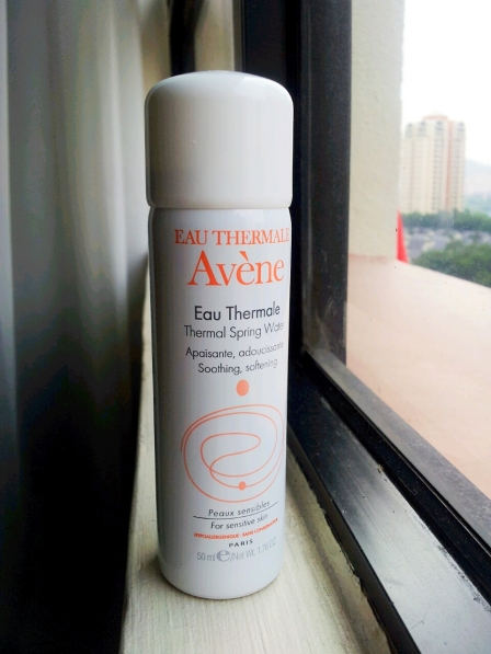 EAU Thermale Avene Thermal Spring Water (RM19 for 50ml)