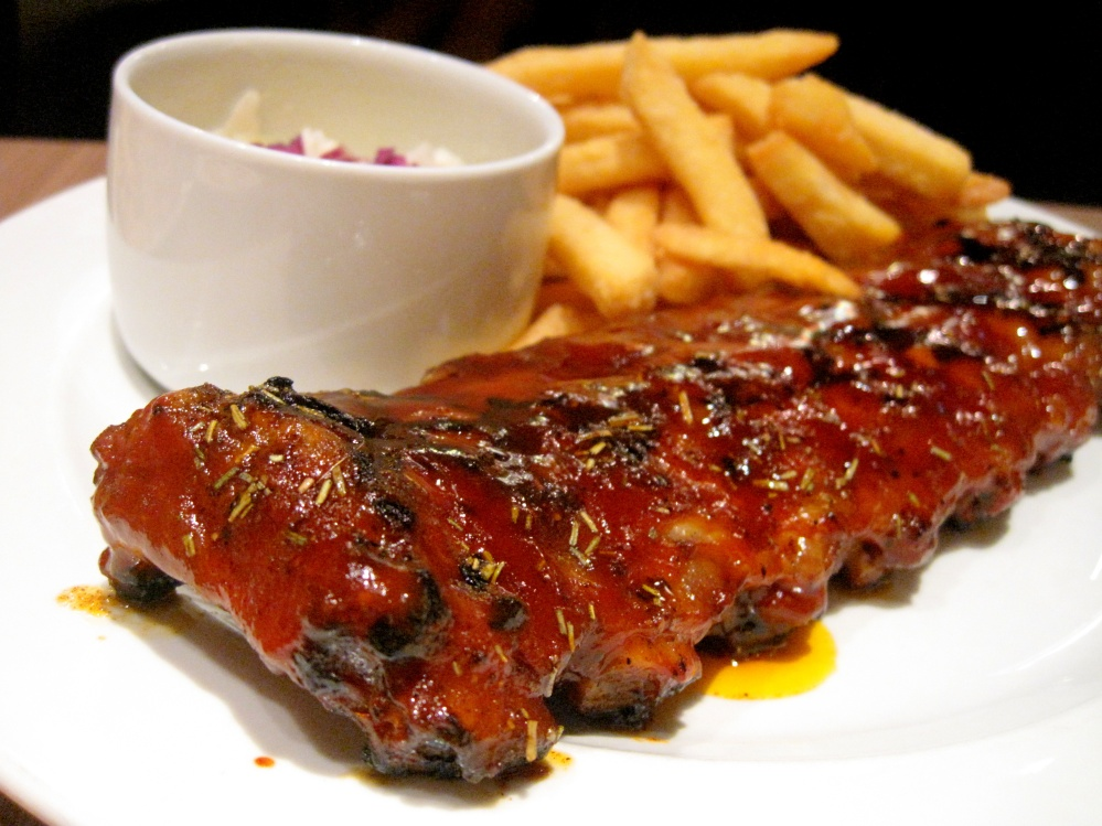 Famous Pork Ribs (Whole Rack) RM49.90