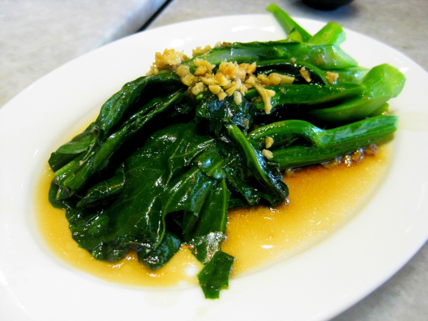 Stir fried Hong Kong Kai Lan RM10.80
