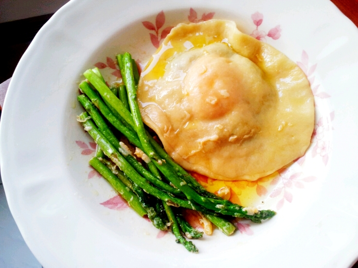 Raviolo of Sunshine, my take.