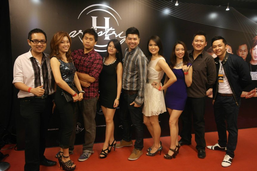 Some of the KL bloggers.