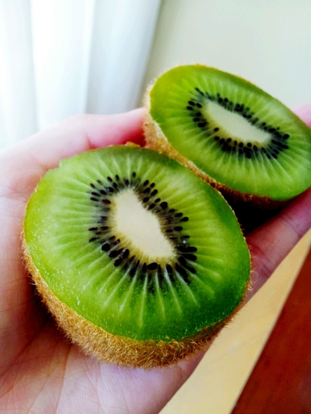 How do you like to enjoy your kiwifruit?