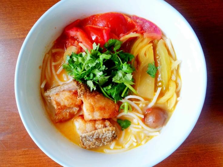 Fish Head (Fillet) Noodles