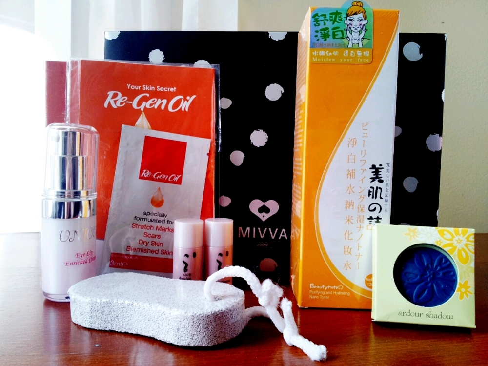 Apted themed: My Pamper Kit