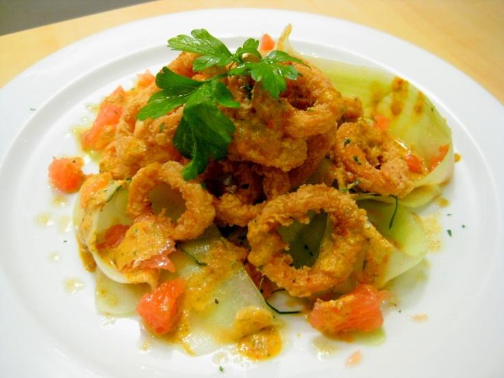 Calamari Cucumber Salad RM29