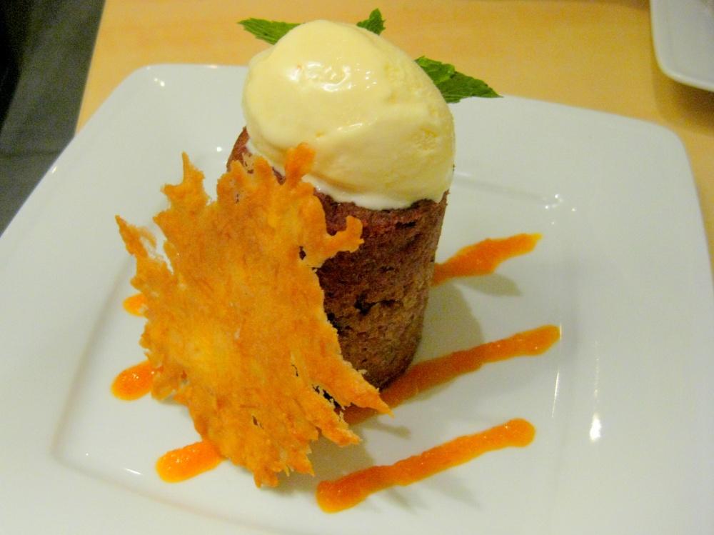 Carrot Walnut Cake RM 18