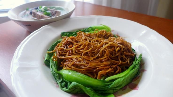Kampar Beef Brisket Noodles, done!