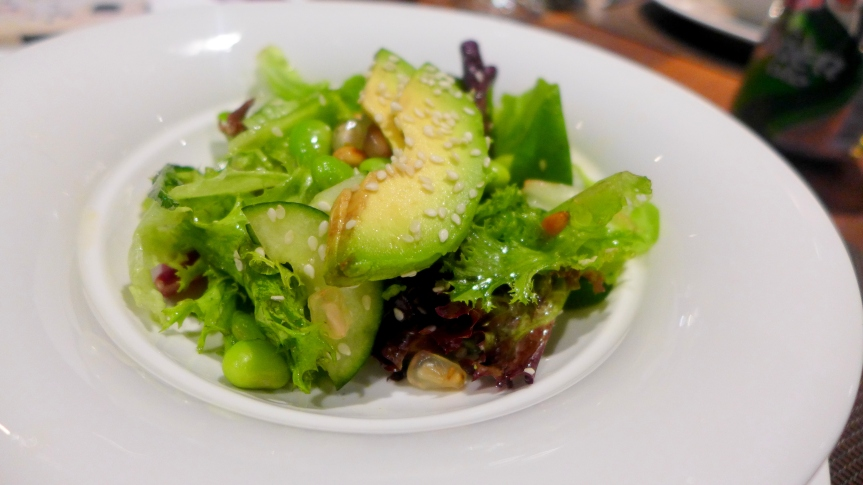 Japanese Style Salad RM15
