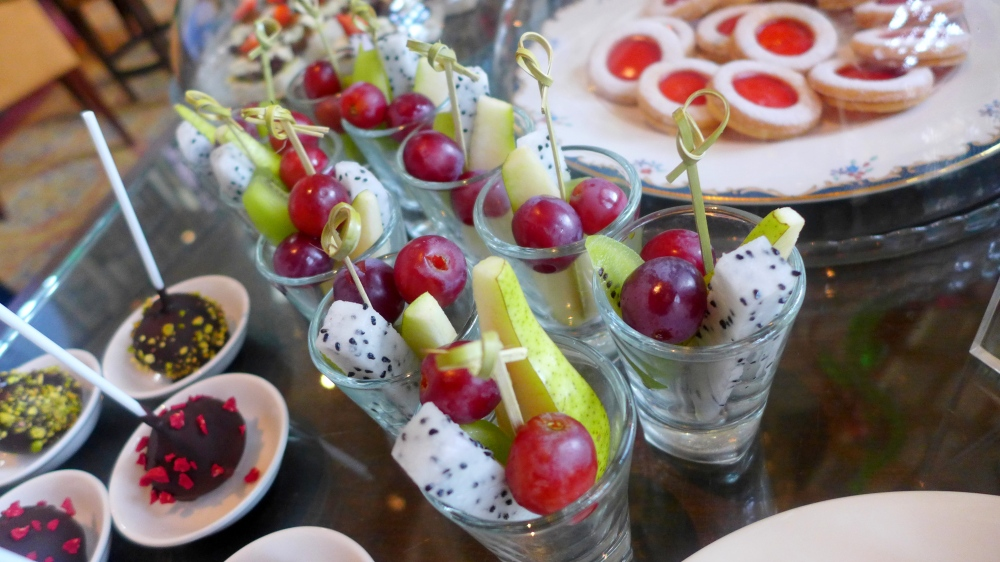 Fresh Fruits shooters