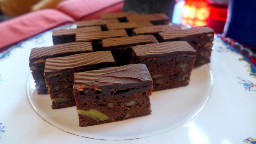 """""""Teng Teng"""" Brownies Marshmallow Bar"""