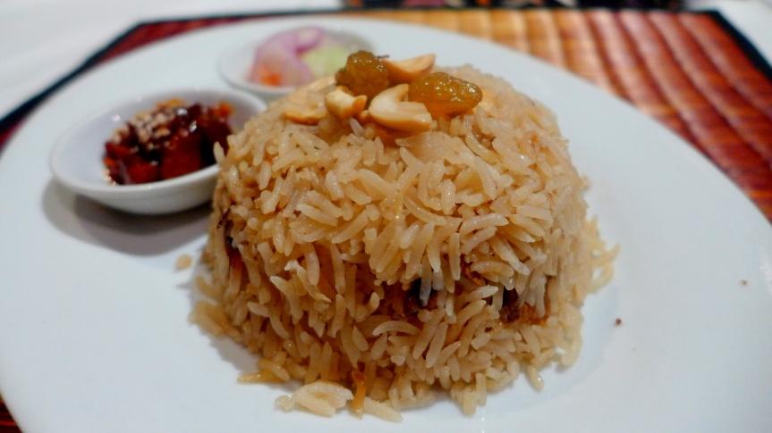 Nasi Minyak RM7++