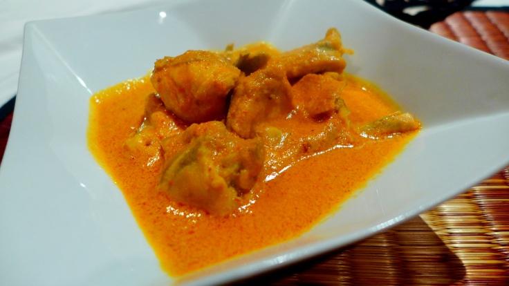 Ayam kampung Limau Purut RM38
