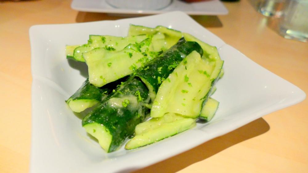 Smashing Cucumber