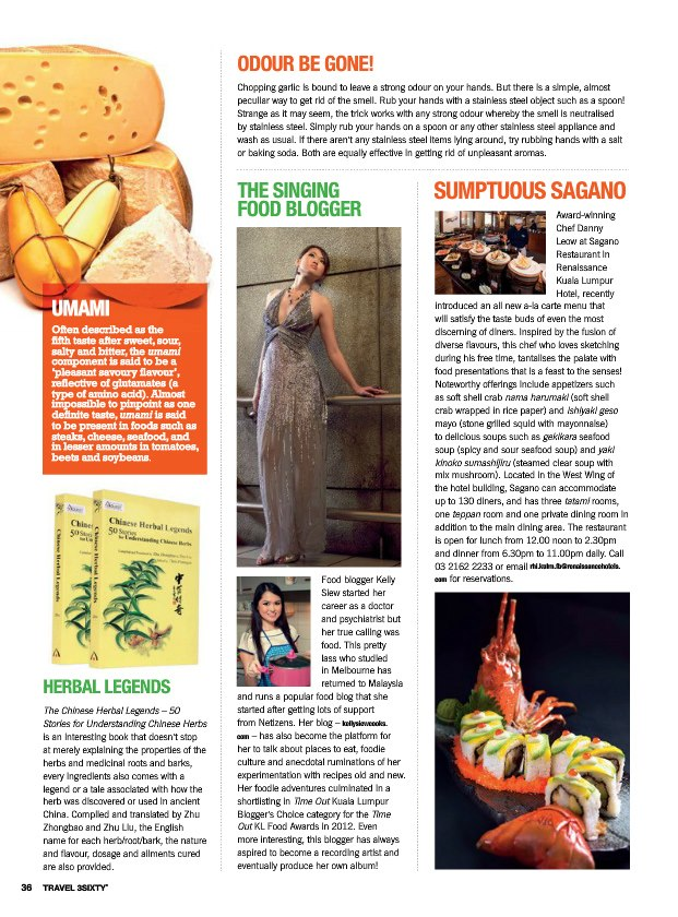 Airasia Travel 3Sixty Magazine, April 2013