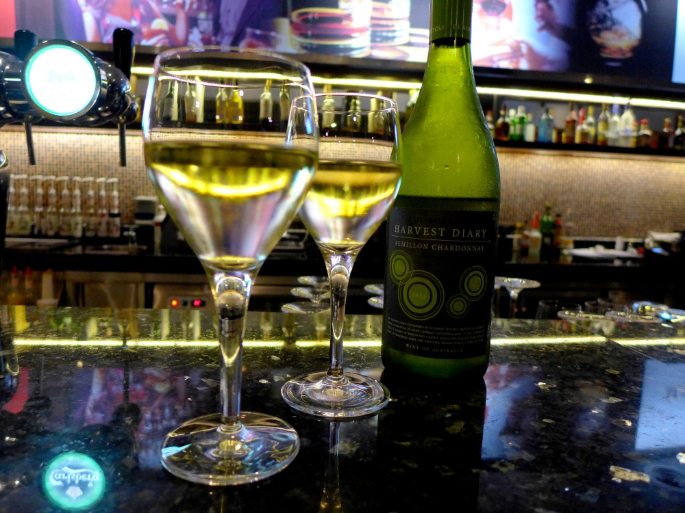 Semillon Chardonnay