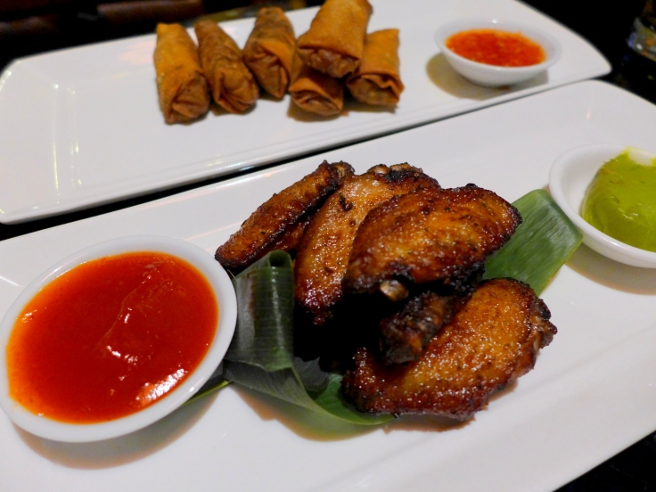 Chicken Wings from ala carte menu
