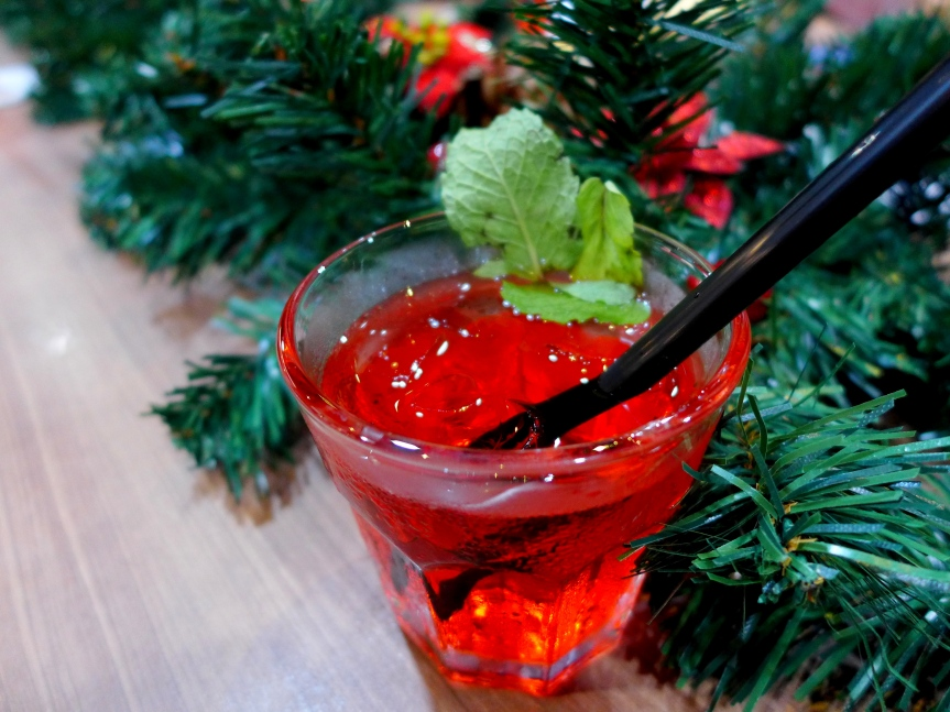 Christmas Berry Delight