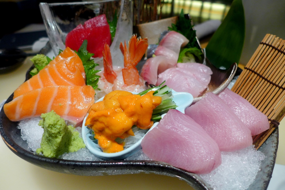 Assorted Sashimi for 2~3pax RM150