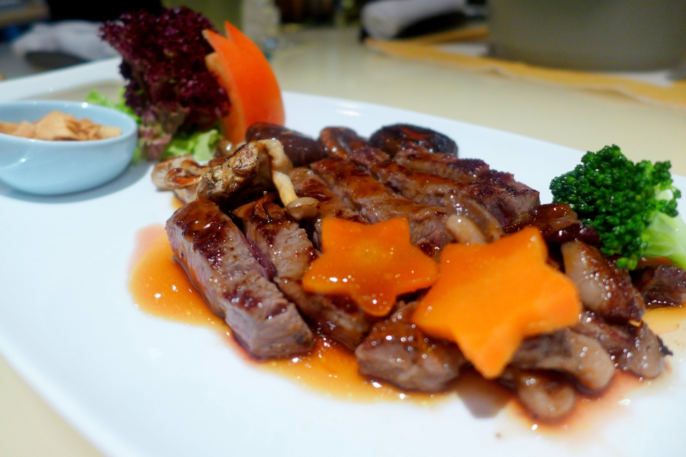 Grilled Wagyu Steak