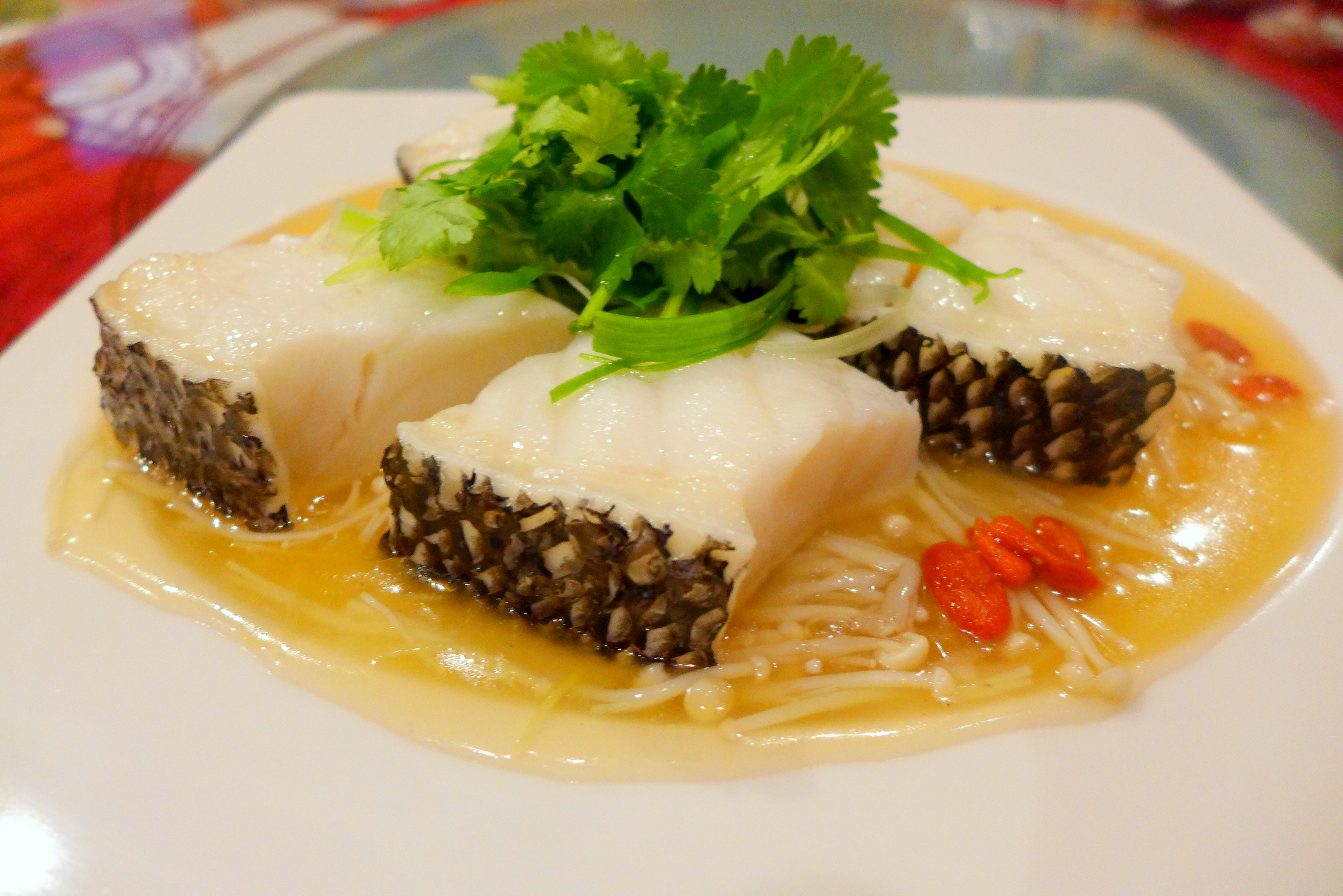 Reunite and celebrate chinese new year at celestial court for Cod fish in chinese