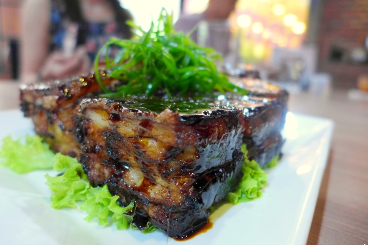 CNY Braised Pork Belly