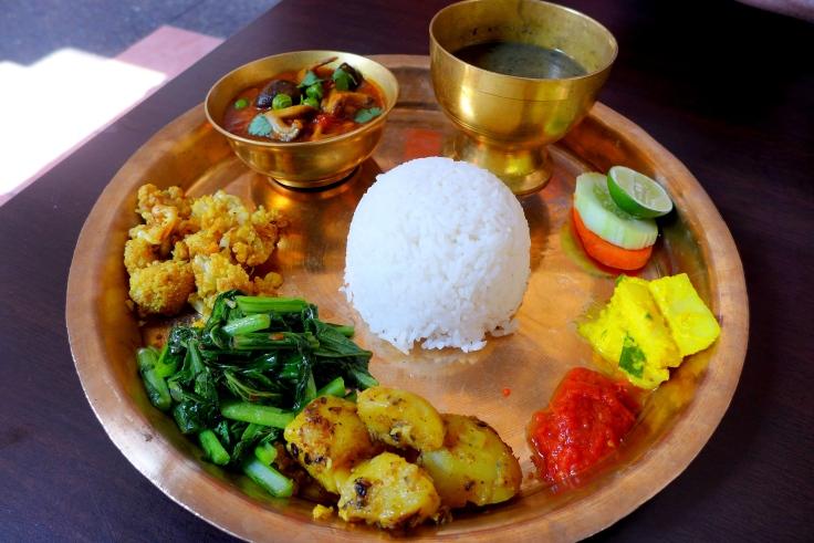 Thakali Thali Set